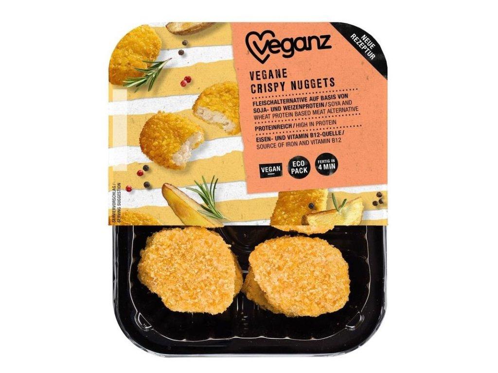 veganz krupave nugety