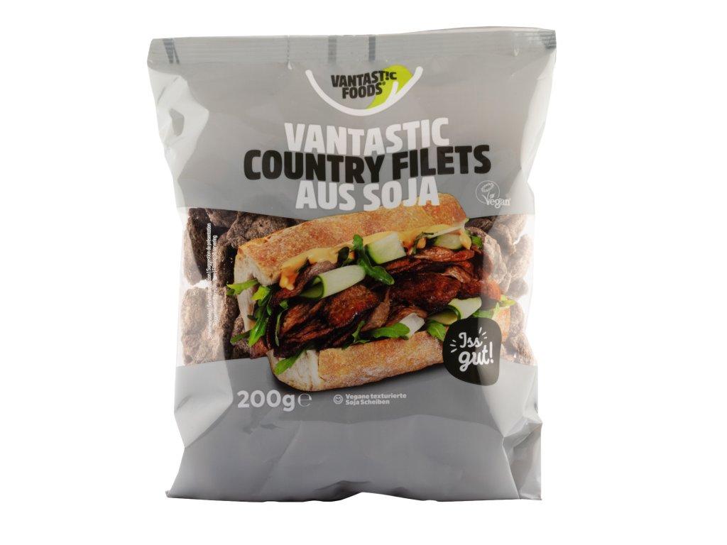 Soja country filets