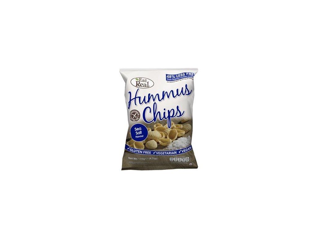 Cizrnové chipsy