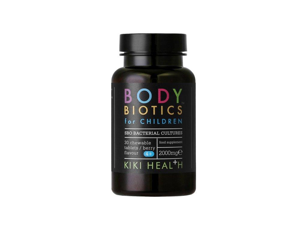 Body Biotics probiotika pro děti