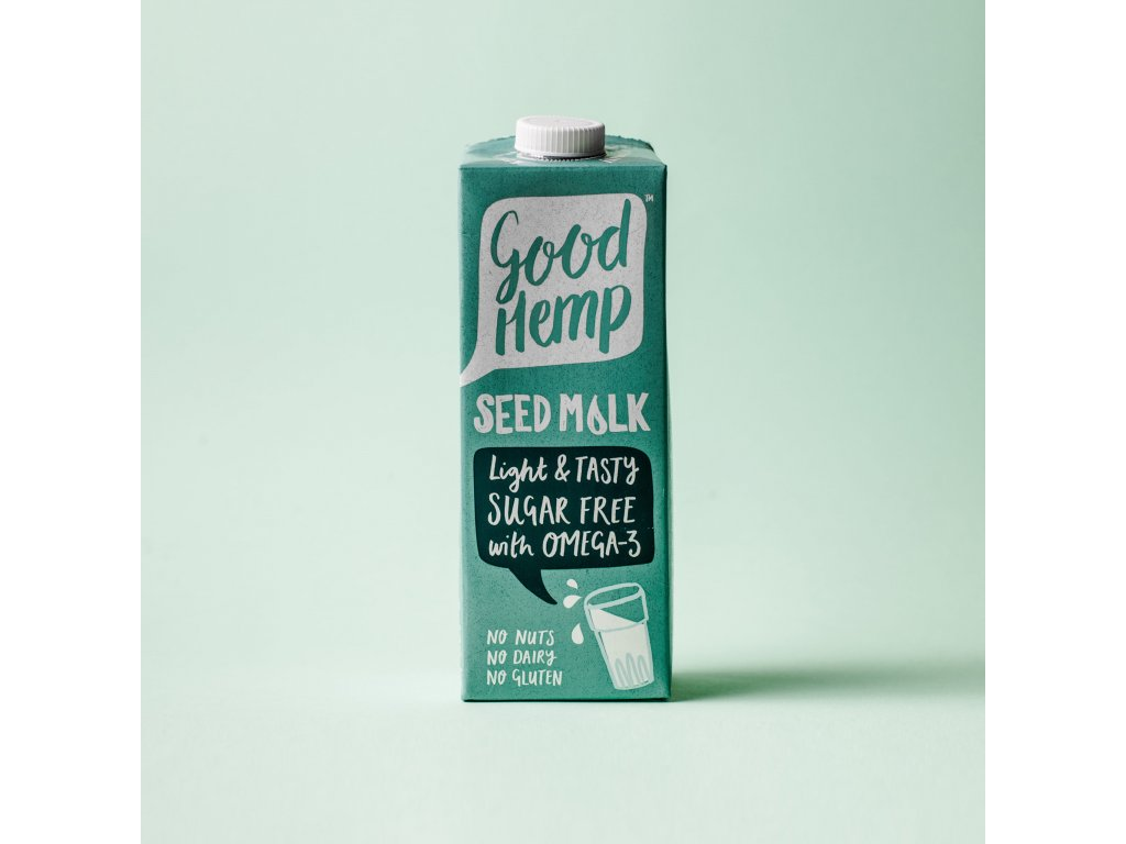 Good Hemp Creamy Seed Milk
