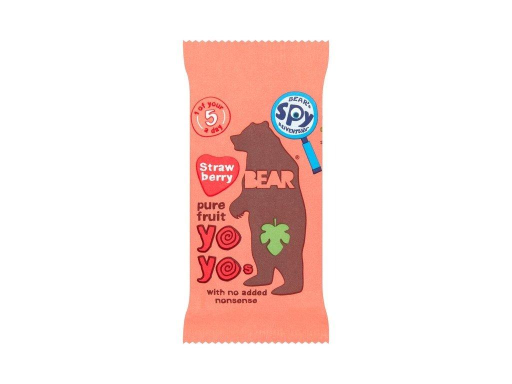 YO YO Bear s jahodami