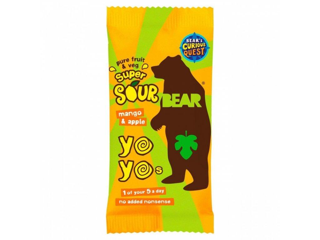 YO YO Bear kyselé mango