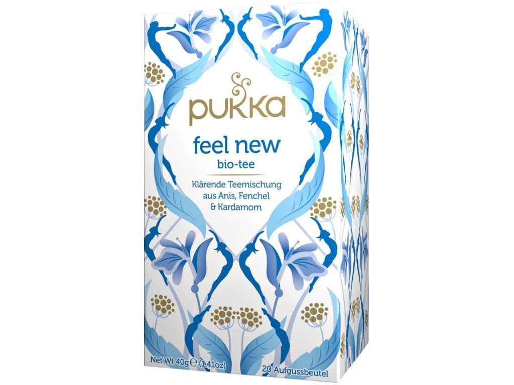 pukka feel new bio
