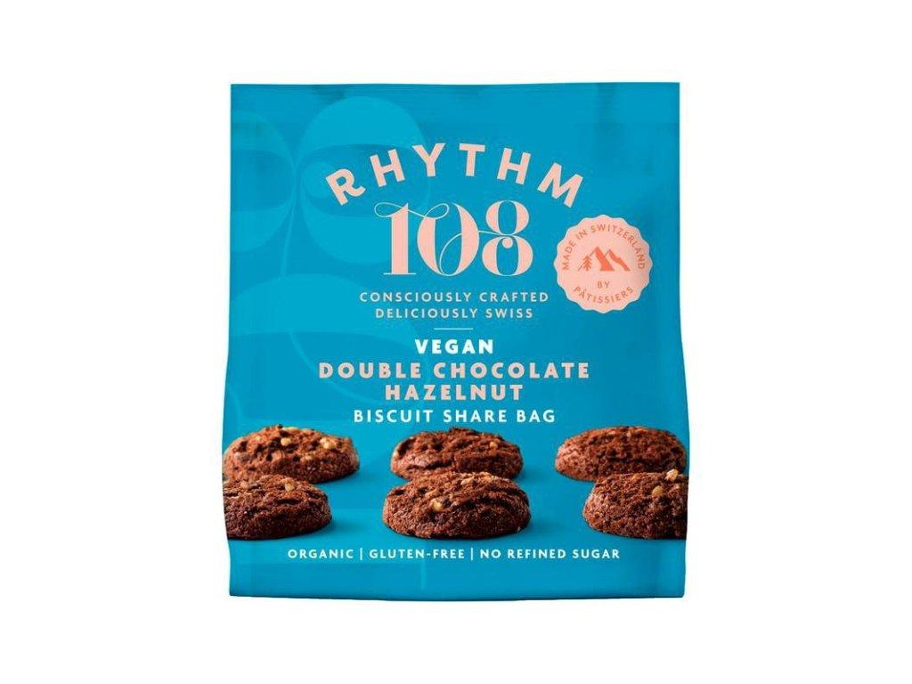 rhythm108 cajove susenky cokolada a liskove orechy bio