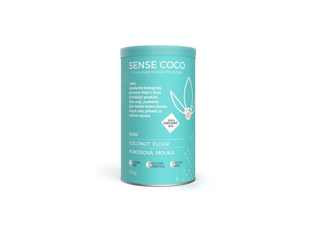 SENSE COCO kokosová mouka, bio a raw