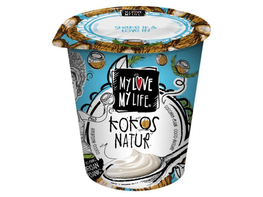 My Love My Life kokosová alternativa jogurtu, Bio