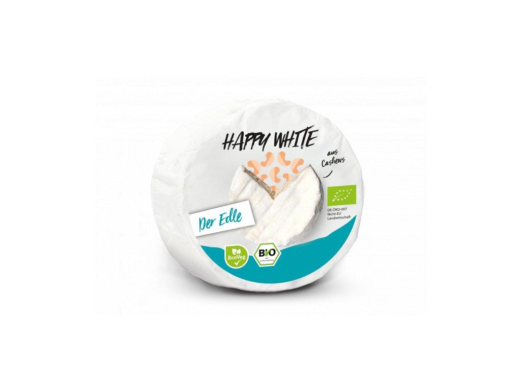 Happy White Camembert, Bio & Raw