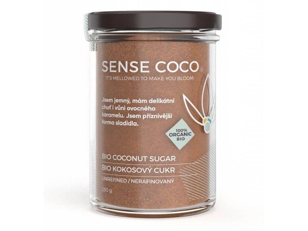 SENSE COCO kokosový cukr, bio