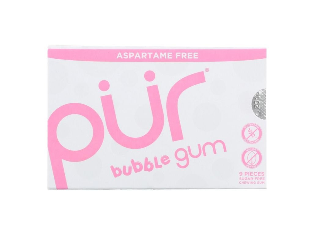pur gum zvykacky pur gum bubble gum