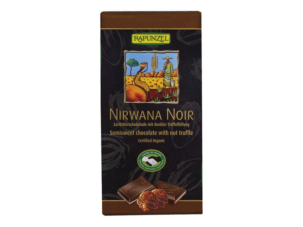 nirwana cokolada nirwana vegan noir bio