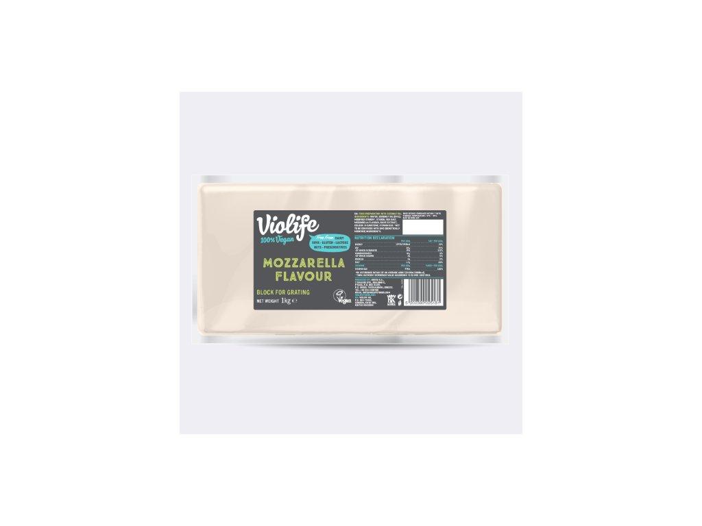 violife mozzarella blok 1 kg