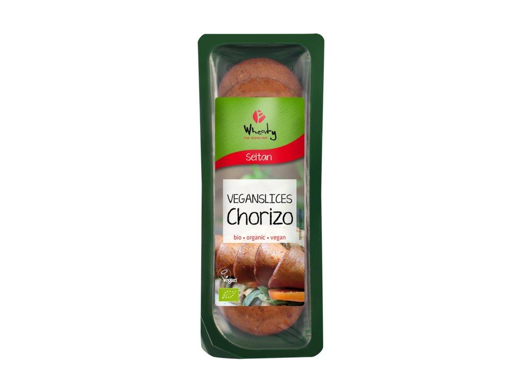 veganske platky chorizo bio