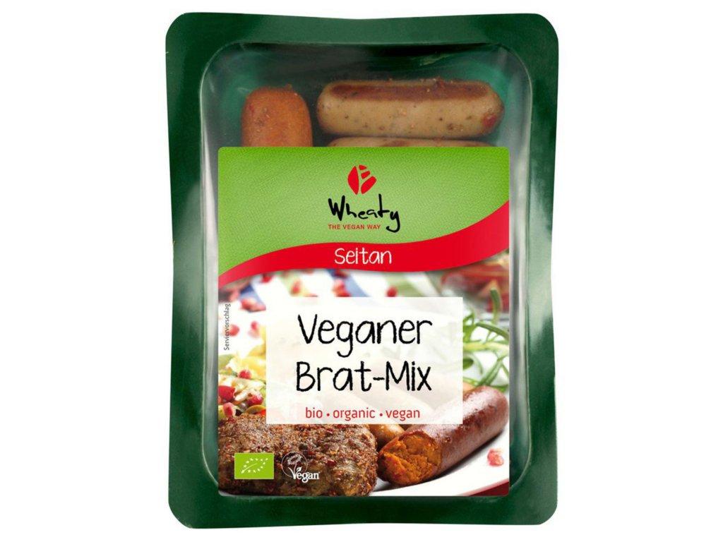 wheaty vegan gril mix
