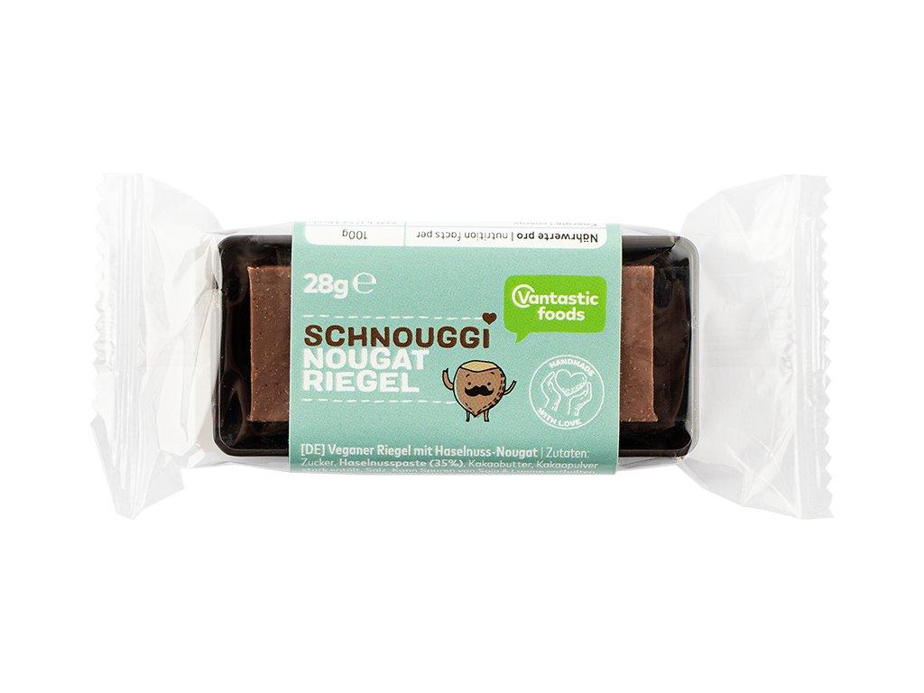 Schnouggi - nugátová tyčinka