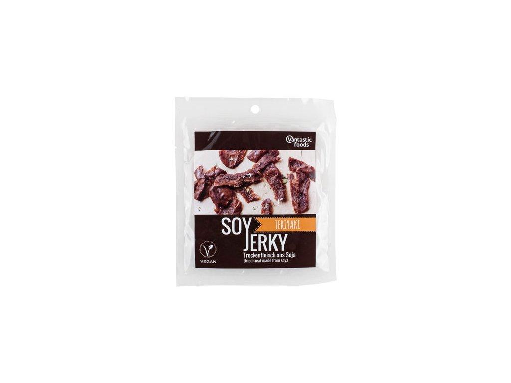 Sójové jerky teriyaki