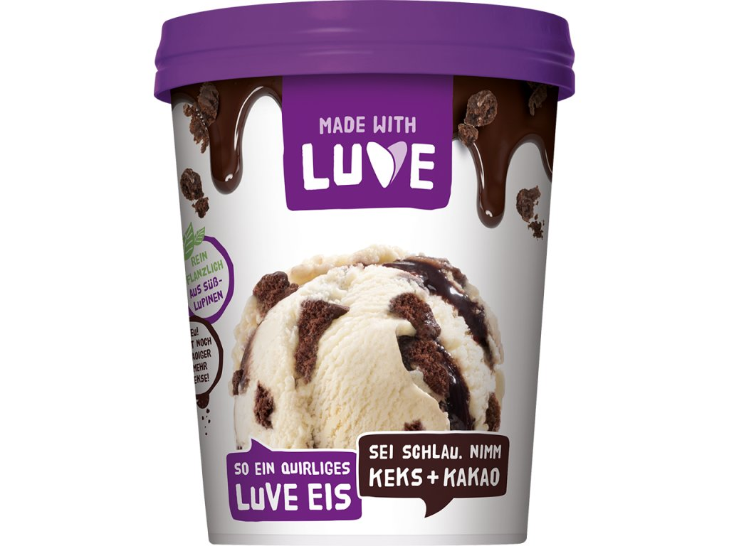 lupinova zmrzlina susenky a kakao