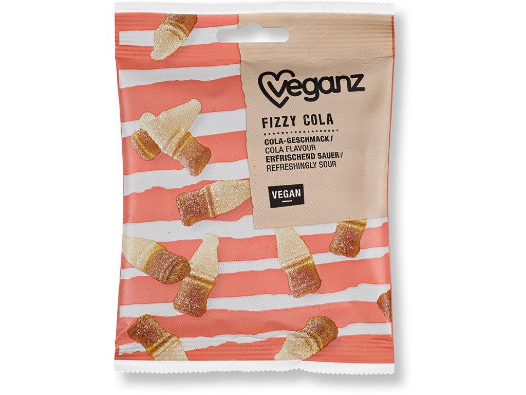 Veganz Fizzy cola gumové bonbónky