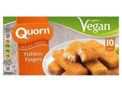 Veganské obalované Quorn™ prsty