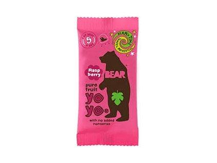 YO YO Bear s malinami