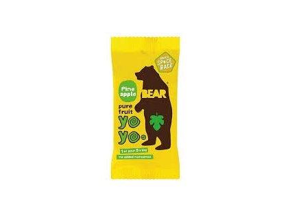 YO YO Bear s ananasem
