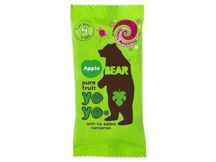 YO YO Bear s jablky