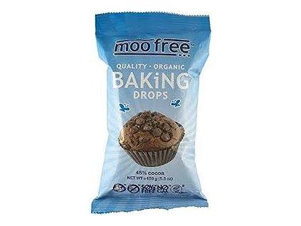 Moo-free čokoládové pecičky, Bio