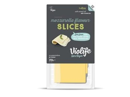 Violife Mozzarella plátky