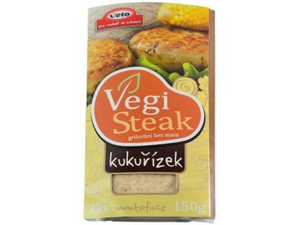 VegiSteak kukuřízek