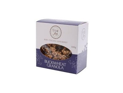 Raw pohanková granola, Bio