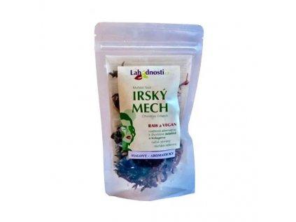 morska rasa irsky mech fialovy aromaticky