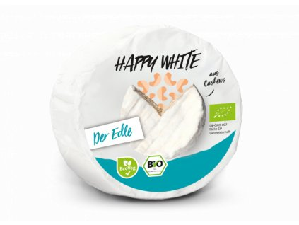 Happy White Camembert, Bio & Raw