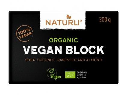 naturli kostka veganska alternativa masla bio