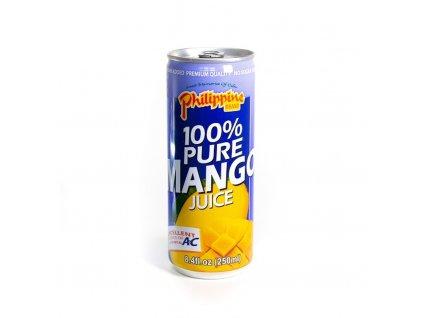cebu mango mangovy dzus 100%