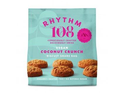 rhythm108 cajove susenky kokosove bio