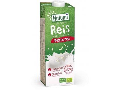 NATUMI Rýžový nápoj, Bio