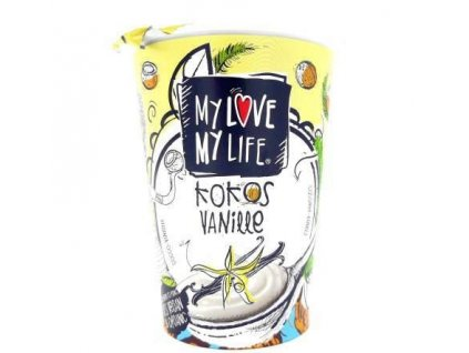My Love My Life kokosovy vanilkovy Bio