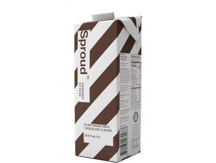 sproud cokoladovy napoj z hrachoveho proteinu