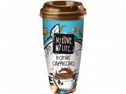 my love my life kokosove cappuccino bio
