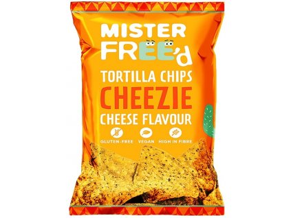 mister freed tortilla chipsy se syrovou prichuti