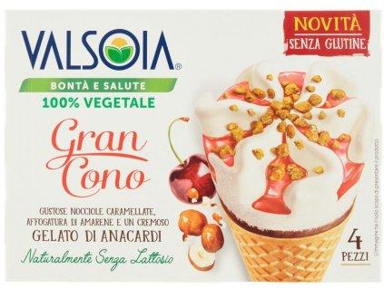 valsoia zmrzlinove kornoutky gran cono