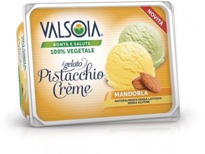 valsoia mandlovo pistaciova zmrzlina