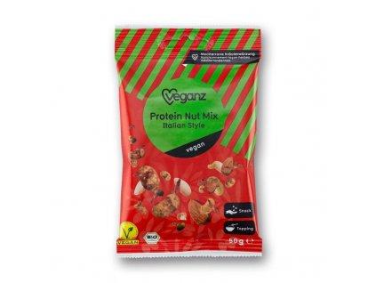 veganz proteinovy mix na italsky zpusob bio