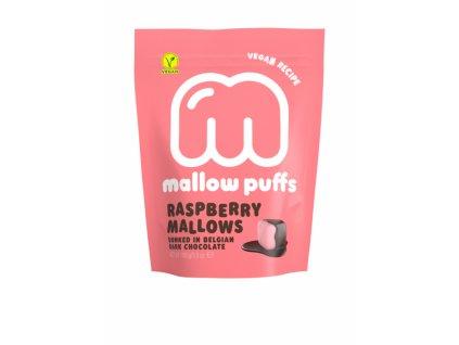 Mallow pufs malinove