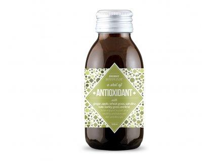 organic human shot antioxidant