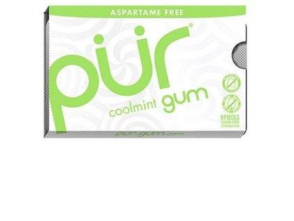 Žvýkačky Pür Gum Coolmint