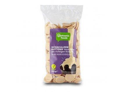 Veganske bile cokoladove pecky 500 g
