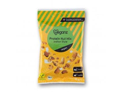 veganz proteinovy mix na indicky zpusob bio