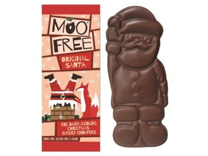 moo free cokoladovy mikulas