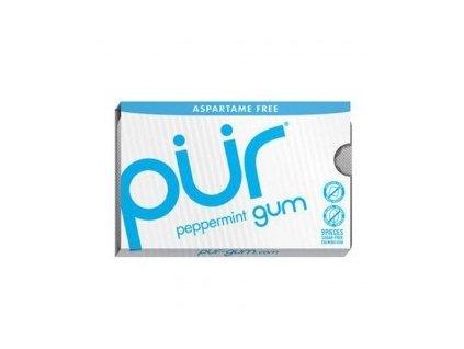 Žvýkačky Pür Gum Peppermint